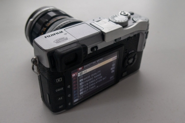 It is a gorgeous camera, in my opinion.